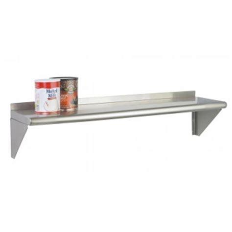 Range Kleen Shelf Pot Rack by Range Kleen Stainless Steel Shelf Wall Pot Rack Walmart