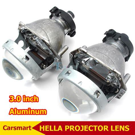Lu Hid Type 2 hella projector lens aluminum 3 0 inches bi xenon