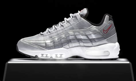 Nike Air Silver | nike s air max quot silver bullet quot pack releases next week