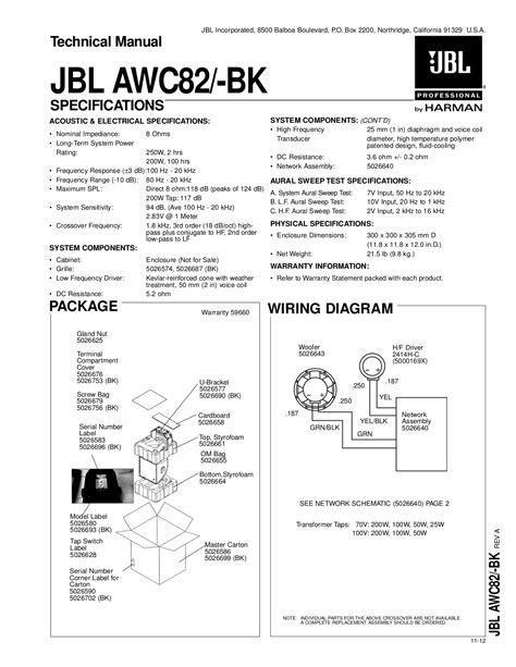 The Manual Of Speaking free pdf for jbl jbl82 speaker manual