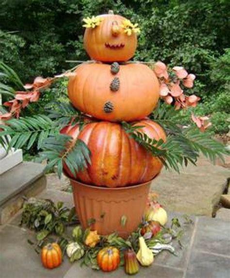 pumpkin topiary ideas pumpkin topiaries decorating ideas family