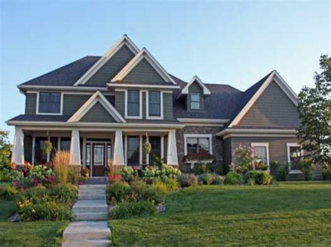 2 story house plans with basement 2 story craftsman style house plans craftsman style with