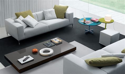 Trendy Coffee Table Ideas For The Modern Minimalist Low Living Room Table