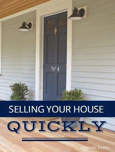 tips for selling a house quickly 5 tips to sell your house quickly by migonis home
