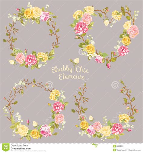 design flower tag flower banners and tags stock vector illustration of