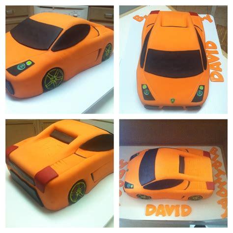 lamborghini cake lamborghini car cake cakecentral