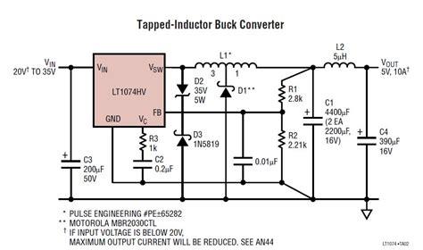 24v to 5v dc converter circuit diagram wiring diagrams