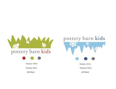Pottery Barn Logo Pottery Barn Logo An Portfolio For Kass Gross