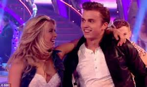 kenny wormald i dream of dance strictly come dancing 2011 dream is over for dan lobb as