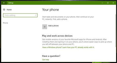 install windows 10 link how to connect your phone to windows 10