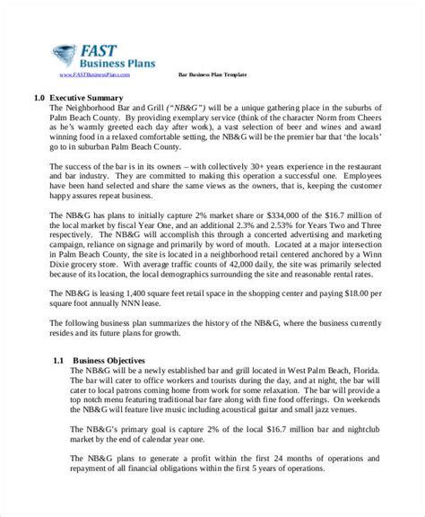 proposal format restaurant 42 business proposal exles sles