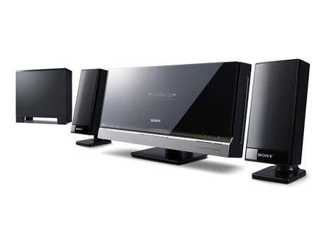 Sony Home Entertainment by The Sony Bravia Dav F200 Home Theater System