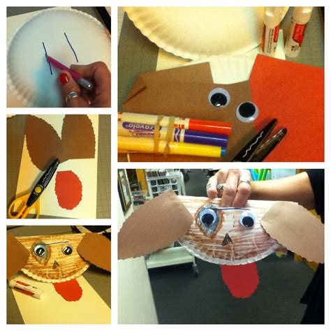 paper plate puppet tutorial bookmans entertainment exchange