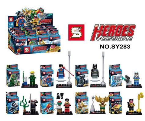Jual Minifigure Sy 283 Black Manta 8 Pcs promoci 243 n de batman beb 233 juguetes compra batman beb 233 juguetes promocionales en aliexpress