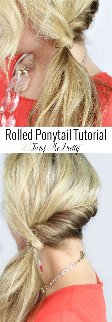 graduation ponytail hairstyles 100 quick hairstyle tutorials for office women