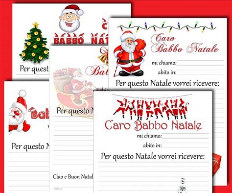 lettere scritte a babbo natale letterine di natale hairstylegalleries