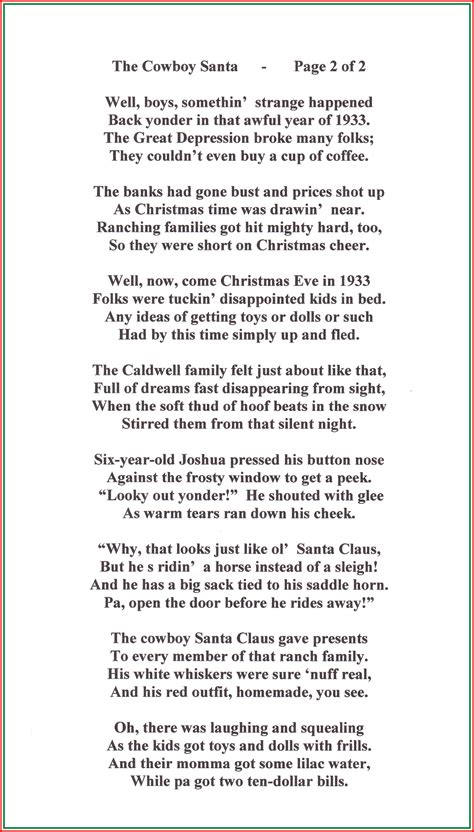 poe s a 100 cowboy christmas poems songs and more the