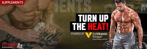 Turn Up The Heat by Turn Up The Heat With Thermo Heat Fitnessrx For