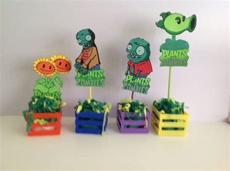 Plants Vs Zombies Decorations by 17 Best Ideas About Birthday On