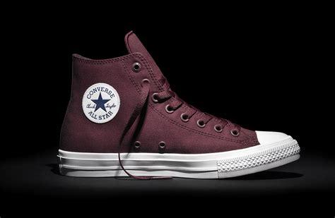 Converse All Ct2 High Maroon converse chuck 2 seasonal colors sneaker bar detroit