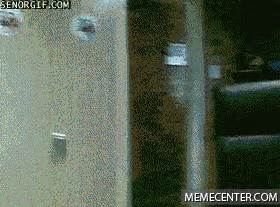 scary animated halloween gifs scared halloween gif find share on giphy