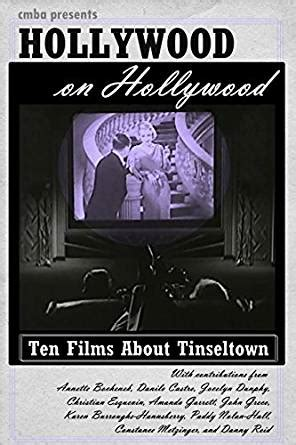 Tinseltown Gift Cards - hollywood on hollywood essays on ten films about tinseltown classic movie blog