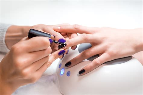 Nail Also Search For Types Of Manicures At A Nail Salon Selah Salon Spa