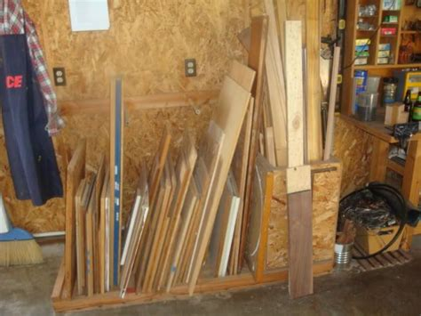 Storing Firewood In Garage by Photobucket Wood Scrap Storage