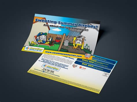 carolina comfort air inc carolina comfort air direct mail adservices inc
