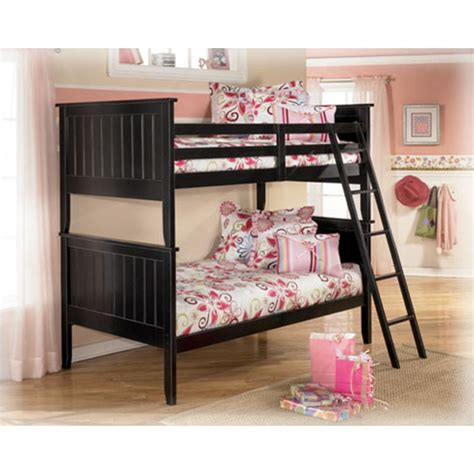 p ashley furniture jaidyn twin bunk bed  slats