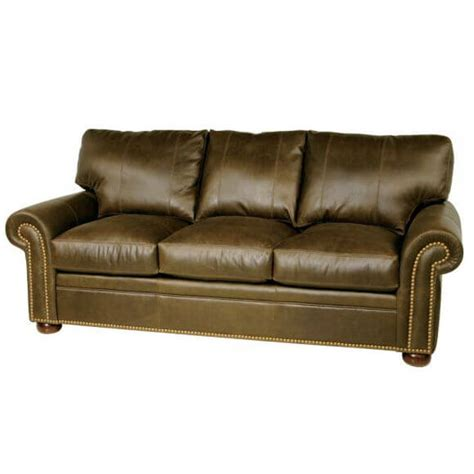 easton leather sofa by classic leather easton sofa 111513