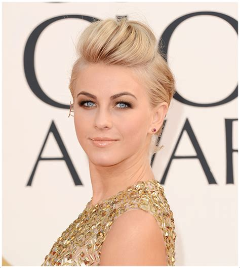julianne hough s hair at the 2013 golden globes modern salon sexiest hollywood actresses very hot pictures julianne