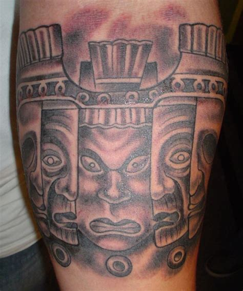 30 Aztec Inspired Tattoo Designs For Men Aztec Tattoos For 2