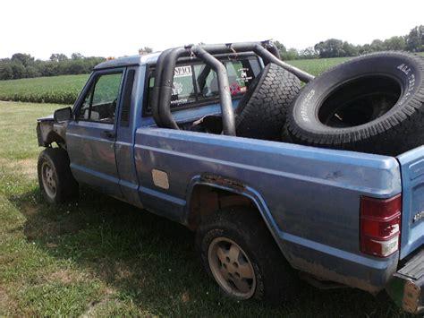 91 Jeep Comanche 91 Jeep Comanche 2wd In Illinois