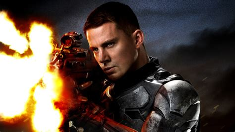 aktor film gi joe channing tatum on g i joe rise of the cobra i hate