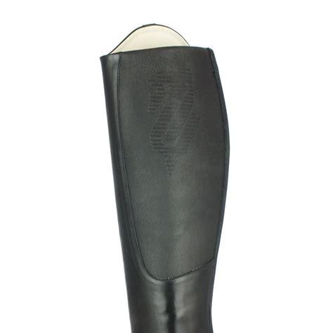 interno gamba gambale in pelle con fodera e interno gamba antiscivolo