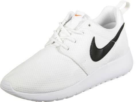 youth sneakers nike roshe one youth gs shoes white