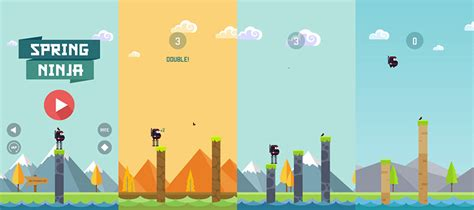 construct 2 endless runner tutorial html5 prototype of an endless runner game like spring