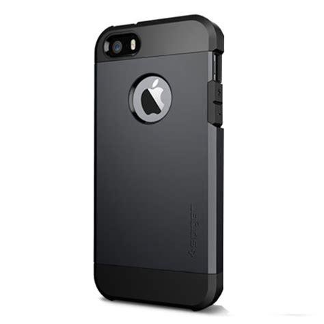 Spigen Sgp Tough Armor Iphone 5s Gold spigen sgp tough armor for iphone 5s 5 smooth black mobilezap australia