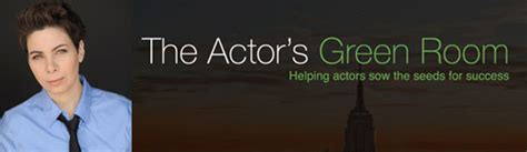 actors green room jen rudolph from the actor s green room on the importance of working with a mentor daily actor