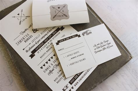 rustic send and seal wedding invitations rustic seal and send wedding invitation wisconsin