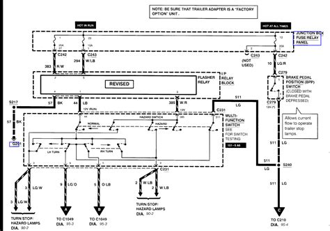 ford f250 trailer wiring diagram 1999 ford f 250 need wiring diagram duty extended