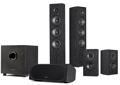 pioneer sp pkfs andrew jones  channel speaker package