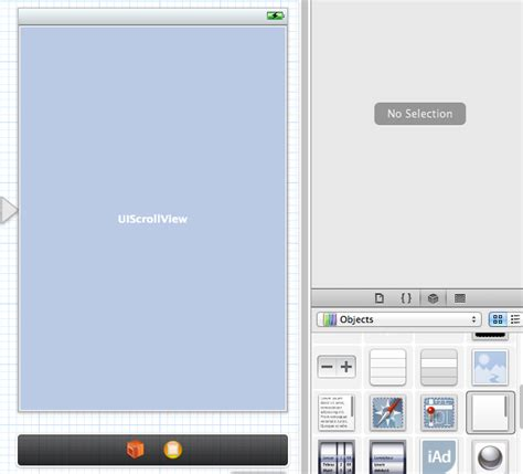 xcode uiscrollview tutorial storyboard storyboardから始めるiphoneアプリ開発 xcode objective c