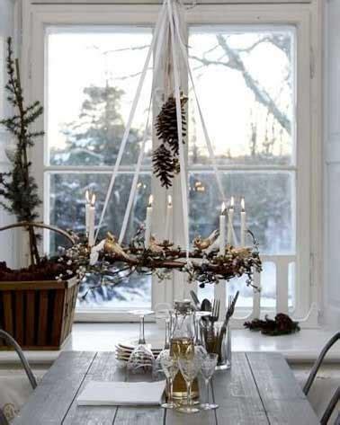 Exceptionnel Decoration Interieur Style Campagne #6: style-deco-campagne-chic-pour-table-de-noel.jpg