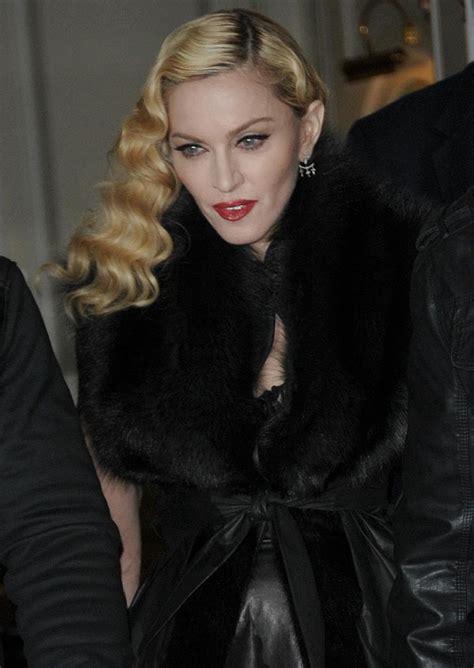 paris hair style2015 madonna latest photos celebmafia