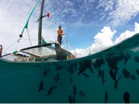 hawaiian catamaran molokai ワイキキビーチ出発 シュノーケル セーリングbyマイタイ カタマラン号 ハワイ オアフ島 の観光 オプショナル