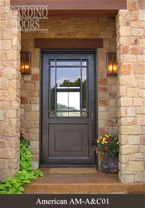 American Iron Doors by Best 20 Iron Front Door Ideas On Wrought Iron