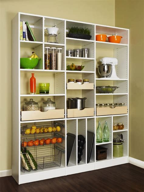organizing a kitchen organizing a pantry in 5 simple steps homesfeed