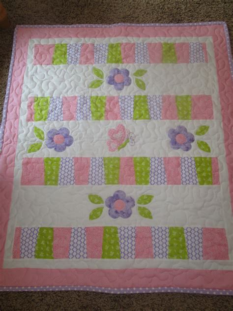 Baby Quilt Blankets by Baby Blanket Baby Quilt S Pink Blanket By Babyquiltzone